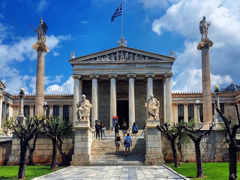 تحصیل در دانشگاه های یونان